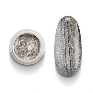 Cg274 Silver Moon Gel Uv Led per laccature su Gel e Acrigel