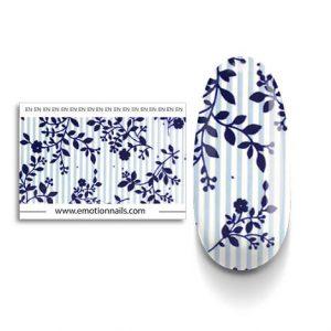 Art Foil Delft composto da una striscia decorativa lunga 99 cm