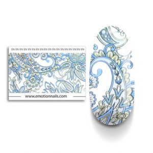 Art Foil Arabesque composto da una striscia decorativa lunga 99 cm
