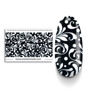 Art Foil Elegance composto da una striscia decorativa lunga 99 cm
