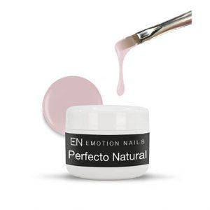 Perfecto Natural gel costruttore tissotropico a alta densita ideale per allungamenti anche estremi colorazione rosata